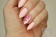 Manicure hybrydowy:)