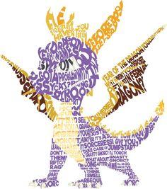 Spyro The Dragon by BubblySkies