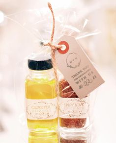 Your guests are bound to be surprised and delighted by these modern, unique wedding favors. Here are our picks for the top favors of Wedding Favour Jars, Creative Wedding Favors, Inexpensive Wedding Favors, Wedding Shower Favors, Bridal Shower Rustic, Unique Wedding Favors, Wedding Ideas, Wedding Reception, Wedding Photos