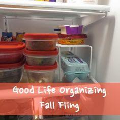 Fall Fling Day 23: Fridge #fallfling