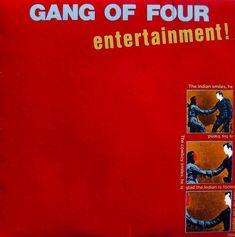 Poxipique — Entertainment! - Gang of Four    #instagram...