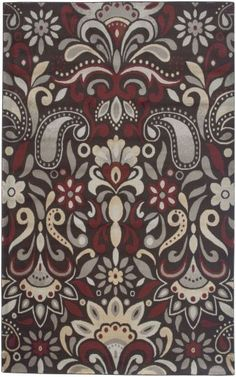 The Bay Side rug collection features a brilliant combination of elegant florals and bold geometrics. Rugs in this collection offer everything from traditionally ornate patterns, to highly stylized and simple graphics, to abstract artistry.
