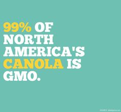 GMO FACTS  You have the right to know that whats in your food can cause cancer.  VOTE YES TO PROP 37  http://www.carighttoknow.org/