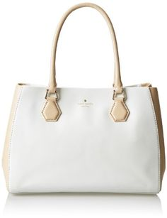 kate spade new york Catherine Street Wensley Shoulder Bag Fresh White/Ostrich Egg �