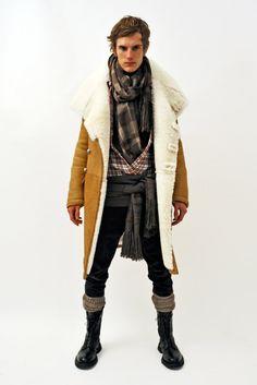 Balmain Fall 2011 Menswear - Collection - Gallery - Style.com