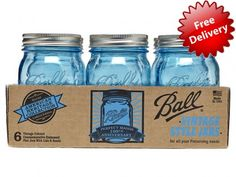 2013 marks the 100th anniversary of the first series of jars designed by Ball brothers, each jar intended to be better than the one before. 1913 saw the launch of the first true