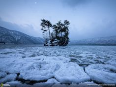 Sho Shibata Frozen Lake