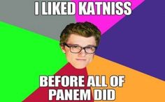 "The Hunger Games film won't be released until March 23, 2012, but that hasn't stopped the Internet from creating a trove of awesome memes that poke fun at the popular series.  They range from rage comics to the newly spawned ""Advice Peeta.""    Lionsgate has been using social media to interact..."