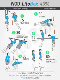 Pour progresser en street workout : mes exercices au poids du corps pour le développement musculaire. Épinglez cet entraînement pour le réaliser plus tard et inspirer vos amis ! Bon courage et bonne journée. Pierre.