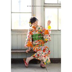 夏色美人19:オレンジ 夢古典