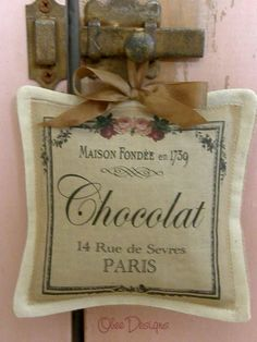 Chocolat fixes everything! Especially when eaten in Paris:)