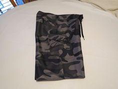 Quiksilver Camouflage Camo board shorts swim trunks grey black 31 camo Men's NEW #Quiksilver #BoardShorts