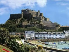 Jersey Island, Channel Islands, UK.  This is where my Grandma is from!