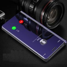 Tükörtok Samsung Galaxy készülékekre www.7plaza.hu #tükörtok #samsung #galaxy Samsung Galaxy, Electronics, Mirror, Mirrors, Consumer Electronics