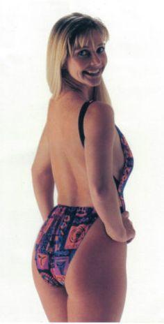 Ladies tan through slideback swimwear by Solar size M, UK - 10,  £17