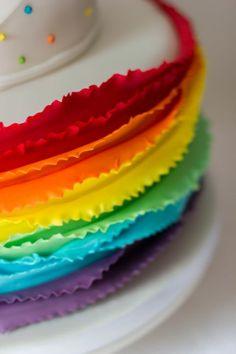 #Hochzeitstorte #giveaways #Wedddingcake #Regenbogen Hochzeitstorten un d Sweet Candy table www.sweet-candy-table.de    www.suess-und-salzig.de