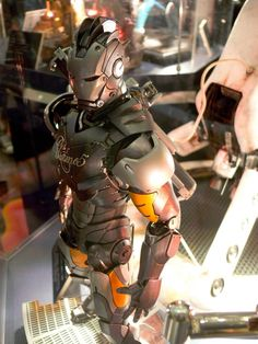awesome Iron Man Armor Sets model
