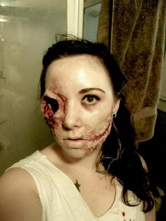 Halloween Make-Up Inspiration ☀CQ by muriel Halloween Cosplay, Scary Halloween, Halloween Make Up, Halloween Party, Halloween Costumes, Halloween Face Makeup, Spooky Scary, Halloween 2014, Halloween Night