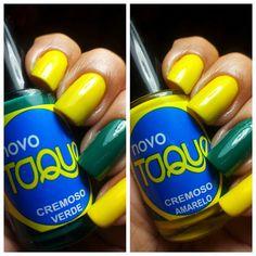 Verde e Amarelo - Cremosos da Novo Toque . | Flickr – Compartilhamento de fotos!