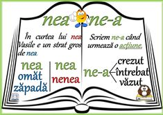 Romanian Language, Spring Crafts For Kids, Fractions, Kids And Parenting, Geography, Grammar, Montessori, Coloring Pages, Teaching