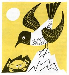 "From ""366 Goodnight Stories,""1963. Features work by Esme Eve, Jill Franksen, Gwyneth Mamlok, Porter-G"