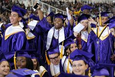Images from the 2016 Fort Pierce Central commencement ceremony Saturday, May 21, 2016 at the St. Lucie County Fairgrounds in Fort Pierce.