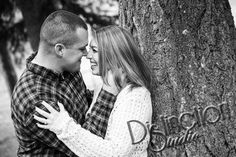 Fall Engagement Session Photography by Distinction Studio #distinctionstudio based out of Spokane Washington engagement photography ideas, photo ideas, couple photography, engagement session