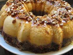 Flavors of the Sun: Recipe: Chocoflan by Marcela Valladolid