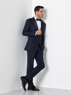 A Stylish Groom with The Black Tux Rental - Fab You Bliss