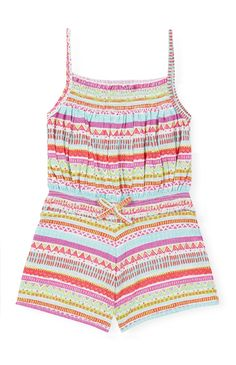 Primark - Multi Coloured Playsuit