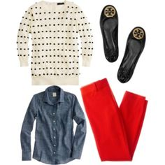 Teacher Outfits 2 - Polyvore