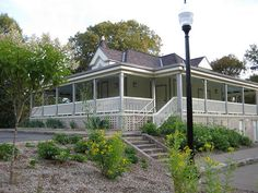 Midsummer evening at the Chapel Shelter in Riverview Park by Melissa @ PPC, via Flickr