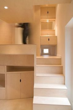 Stair of the Week: h2o Architectes, Paris : TreeHugger