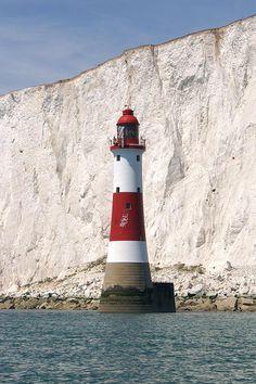 Beachy Head Lighthouse Eastbourne England