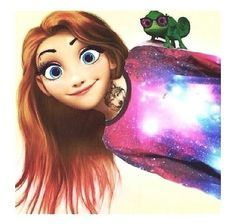 disney characters in the modern world - Google Search