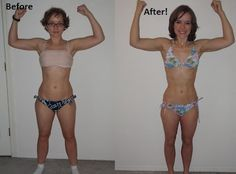 My #p90x results plus a vlog about how p90x has changed my #cancer journey #exercise #fitness #motivation getting-in-shape