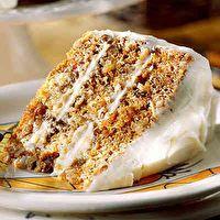 As good as TGIF's Carrot Cake Recipe