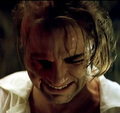 Heartbreak  I have to admit here that the crying scene here done by Gerard is a bit unrealistic only because Gerry had to make his facial expressions work with the prosthetics that he had on. Still a wonderful moment in the wonderful film!