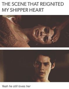 Can I cry now? Stydia