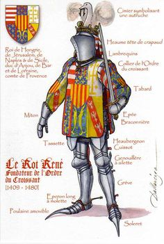 King René (1409-1480) | by ourpostcards