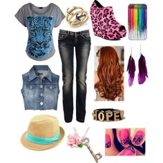 """Untitled #56"" by hayleycavanaugh on Polyvore"