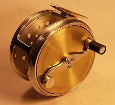 Speyco Vintage Style 4 1/4″ Spey Reel Fly Fishing Rod Lines Usa Made #antiqueflyreel