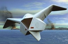 Futuristic Airplanes, Innovative Technology, Future Aviation, Concepts for Future Aircraft, Jet-Fighter, Military Technology