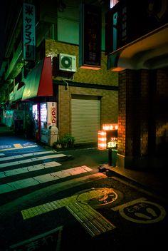 #japan #日本 #tokyo #東京 #landscape #風景 Via trumblr _ zatsushokuroku