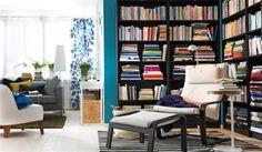 biblioteca design (13) Home libraries #books