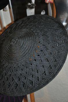 Hats Have It: Eugenie Von Oirscot L'une Millinery..chapeau
