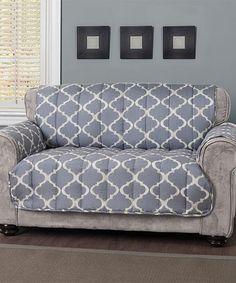 Gray Mirage Furniture Protector #zulilyfinds