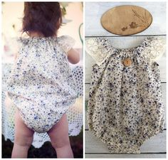 2016 NEW Baby Girls lace Romper kids Floral Lace Romper Jumpsuit Sunsuit Outfit Clothes -in Rompers from Mother & Kids on Aliexpress.com | Alibaba Group