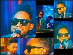 R & B singer Miquel