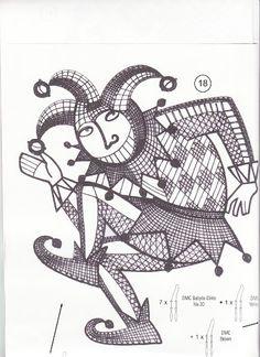 lace express - 2010-2 - Virginia Ahumada - Álbumes web de Picasa Bobbin Lace Patterns, Embroidery Patterns, Lace Art, Picasa Web Albums, Lacemaking, Thread Art, Illustrations And Posters, String Art, Tatting